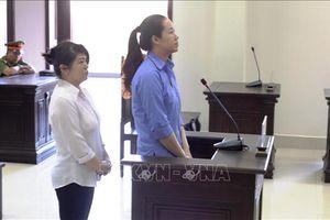 Hai 'nữ quái' Hải Phòng vận chuyển gần 1kg ma túy từ Campuchia về Việt Nam