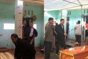 Lạng Sơn: Nghi can dùng hung khí sát hại mẹ nuôi đã bị bắt