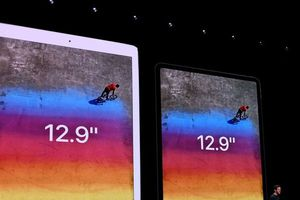 iPad Pro 2018 ra mắt, màn hình tràn viền 4 cạnh, hỗ trợ Face ID