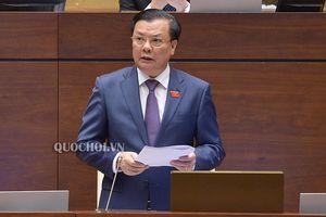 Bộ trưởng Tài chính: Áp lực trả nợ gia tăng, nhưng ngân sách đang giảm vay tốt, nợ nước ngoài sát trần do có cả nợ doanh nghiệp