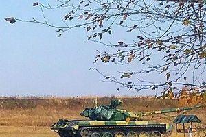 Những chiếc tăng T-90S Việt Nam đã xuất hiện trên thao trường Nga