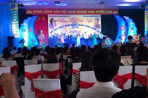 Tổ chức chương trình 'Hát cho công nhân nghe- nghe công nhân hát'