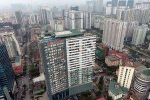 Chất lượng không khí khu vực Minh Khai kém nhất trong ngày