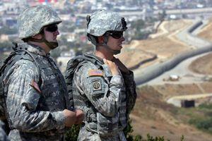 Mỹ điều 5.200 lính tới biên giới Mexico đối phó với người tị nạn