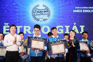 Học viện An ninh có nam sinh giành giải Nhất Olympic tiếng Anh sinh viên toàn quốc lần II