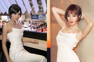 Cái kết quá phũ cho H'Hen Niê khi bỗng nhiên giống y chang Angela Phương Trinh