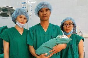 Sẹo mổ nhân xơ tử cung khiến sản phụ 36 tuần suýt mất mạng
