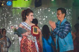 Doanh nhân Trần Thanh Tâm - đăng quang Hoa hậu có làn da đẹp