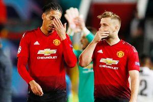 M.U kiếm ít tiền nhất từ Champions League