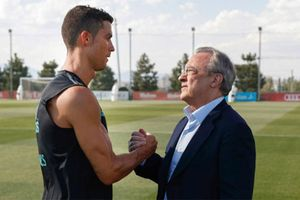 Ronaldo: 'Những gì Perez nói với tôi không xuất phát từ trái tim'