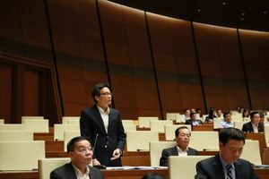 Phó Thủ tướng Vũ Đức Đam trả lời về triển khai khu công nghệ cao Hòa Lạc