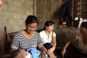 Quảng Trị: Bé trai 3 tháng tuổi bị bỏ rơi cùng bức thư cầu cứu