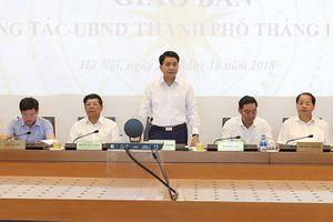 Chủ tịch UBND TP Hà Nội yêu cầu xử lý nghiêm vụ 'xẻ thịt' đất rừng Sóc Sơn