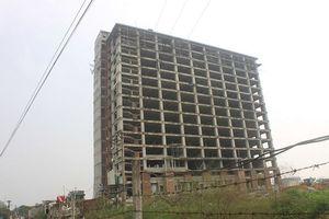 Thanh Hóa: Công trình nhà ở sinh viên gần 600 tỷ đồng xây dựng dang dở, bỏ hoang