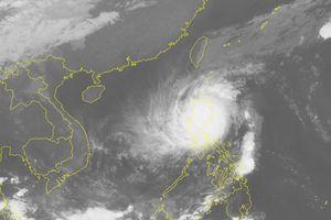 Tin cơn bão số 7 mới nhất ngày 30/10: Bão đi vào Biển Đông gây mưa lớn