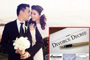 SỐC: Người mẫu Ngọc Quyên tuyên bố đã ly hôn chồng Việt kiều từ tháng 4.2018