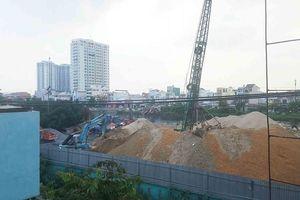 Quận 4, TP. Hồ Chí Minh (Bài 1): Người dân khốn khổ vì Cảng cát Tôn Thất Thuyết hoạt động gây ô nhiễm môi trường