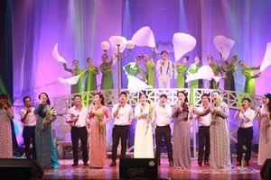 Công diễn vở nhạc kịch về Hà Nội