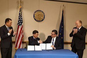 PV GAS ký kết Ý định thư cung cấp LNG từ Dự án 43 tỷ đô Alaska LNG