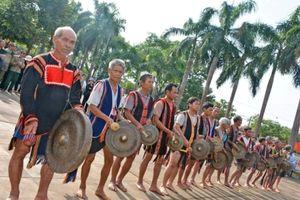 Festival văn hóa cồng chiêng Tây Nguyên tại tỉnh Gia Lai năm 2018