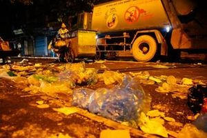 Câu chuyện rác thải: Trách nhiệm của cả cộng đồng