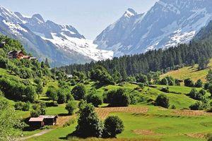 Tham quan 9 thung lũng 'bồng lai' đẹp nhất hành tinh