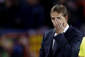 Real Madrid sa thải HLV Lopetegui, Solari lên nắm tạm quyền