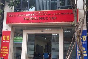 Hà Nội: Phường Phúc Tân ra quân xử lý trật tự đô thị trên địa bàn