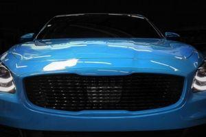Kia Stinger GT và K900 tùy biến đặc biệt chuẩn bị trình diện Triển lãm Xe độ SEMA