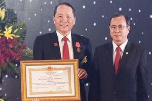 Tập đoàn Hoa Sen giữ vững vị thế số 1 trên thị trường tôn thép