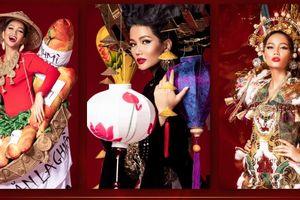 Công bố top 3 trang phục cho đại diện Việt Nam thi Miss Universe 2018