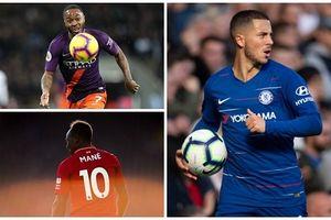 10 cầu thủ xuất sắc nhất sau vòng 10 Ngoại hạng Anh 2018/2019