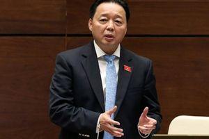 Bộ trưởng Trần Hồng Hà: Các địa phương cũng phải có trách nhiệm với ô nhiễm sông Nhuệ, sông Đáy