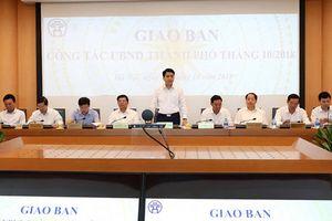 Hà Nội: Tiếp tục triển khai các giải pháp kiểm soát giá cả, chuẩn bị hàng hóa phục vụ Tết