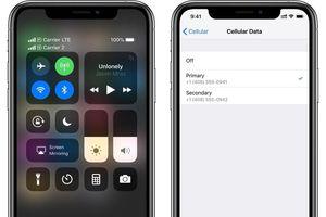 Apple đã phát hành iOS 12.1, tải về ngay
