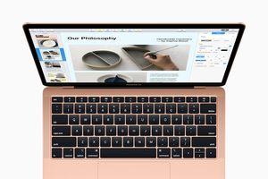 MacBook Air Retina trình làng: 13 inch, Touch ID, giá từ 1.199 USD