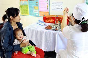 Bảo đảm đủ lượng vắc xin cho tiêm chủng mở rộng