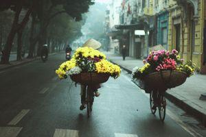 Có một Hà Thành trong dòng chảy thơ Việt