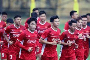 Đội tuyển Việt Nam nỗ lực đến giờ chót