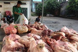 Bộ Y tế quy định về hướng xử lý đối với thực phẩm bẩn