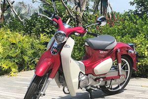 Huyền thoại Honda Super Cub đã trở lại giá bán bằng SH