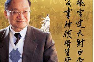 Câu thơ đặc biệt về cuộc đời sáng tác của Kim Dung