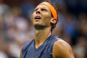 Nadal rút lui tại Paris Masters, mất ngôi số một vào tay Djokovic