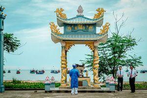 Lễ hội Cầu ngư ở Quảng Bình là Di sản văn hóa phi vật thể Quốc gia