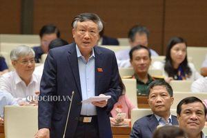 Tranh luận gay gắt của đại biểu Quốc hội về việc 'xét xử kéo dài' của ngành tòa án