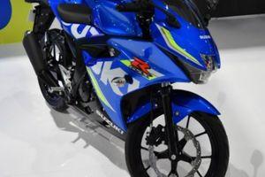 Suzuki GSX-R150 ABS sắp về Đông Nam Á, giá 53,7 triệu đồng