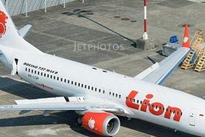 Máy bay Indonesia chở 189 người lao như 'tàu lượn' một ngày trước