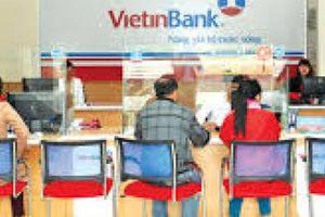 Vietinbank: Dự phòng ăn mòn lợi nhuận, lương nhân viên chỉ còn 25 triệu/tháng