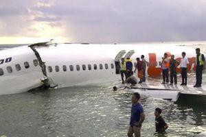 Bí ẩn chưa có lời giải vụ máy bay Indonesia lao xuống biển