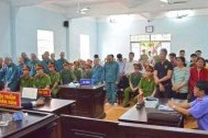 Xét xử 30 đối tượng gây rối trật tự trước trụ sở UBND tỉnh Bình Thuận